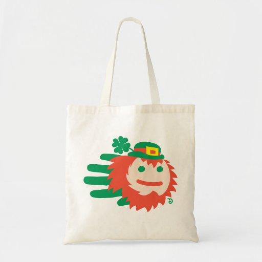 Leprechaun bag