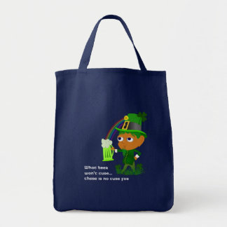 Leprechaun Beer Bag