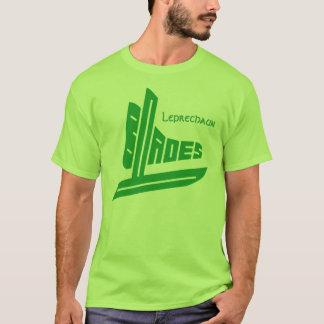 Leprechaun Blades T-Shirt