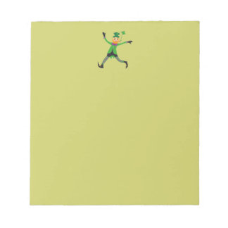 Leprechaun Blocs De Notas