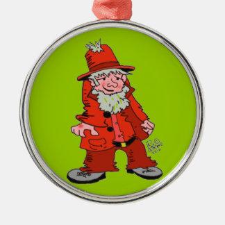 Leprechaun Christmas Tree Ornament