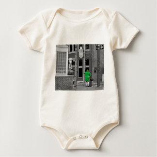 Leprechaun City Diversion Baby Bodysuit