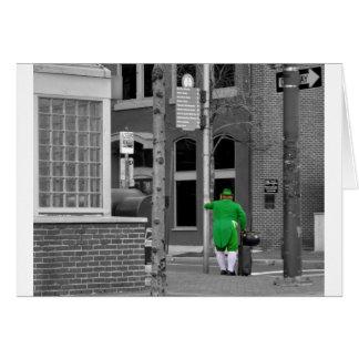 Leprechaun City Diversion Card