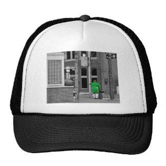 Leprechaun City Diversion Mesh Hats