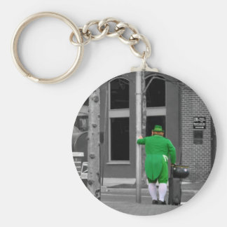 Leprechaun City Diversion Keychain