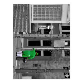 Leprechaun City Diversion Post Card