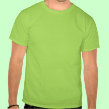 Leprechaun Clover T-shirt - Your lucky day is here.