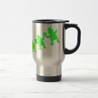 Leprechaun Dance Mug