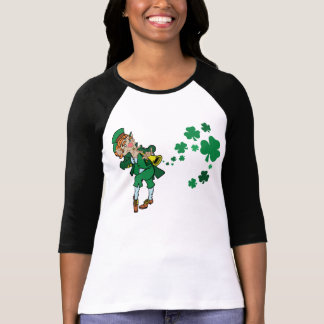 LEPRECHAUN DANCER T-Shirt