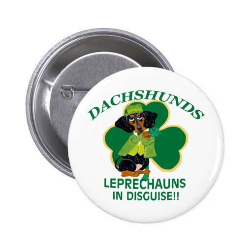 LEPRECHAUN DEL DACHSHUND PIN