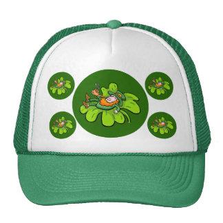 Leprechaun Fun Trucker Hat