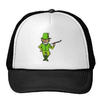 Leprechaun Mesh Hats