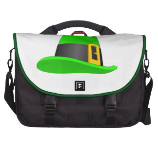 Leprechaun Hat With Buckle Bags For Laptop