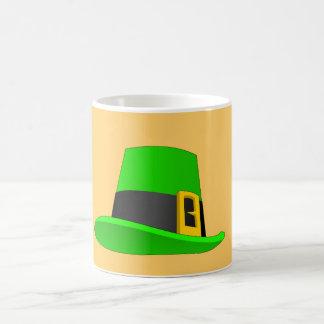 Leprechaun Hat With Buckle Coffee Mug