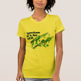 Leprechaun Hit & Run 3.17.12 T-Shirt