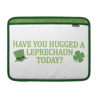 "Leprechaun Hug 13"" MacBook sleeve"