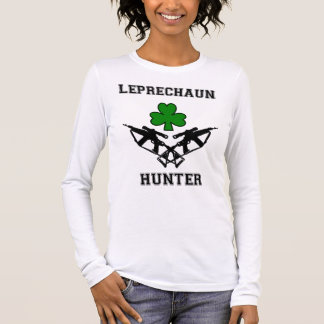 Leprechaun Hunter Ladies Tee