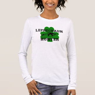 Leprechaun Hunter Long Sleeve Tee