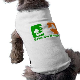 Leprechaun Insignia: Erin Go Bragh T-Shirt