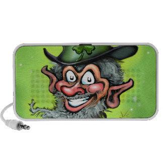 Leprechaun iPod Altavoz