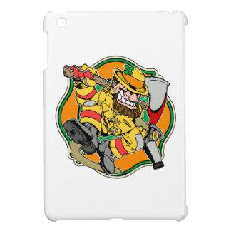 Leprechaun Irish Firefighter iPad Mini Case