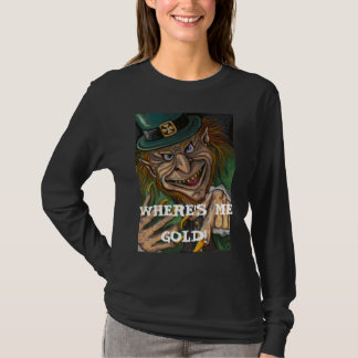 LEPRECHAUN Irish Shirt