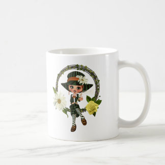 Leprechaun Kelly Coffee Mug