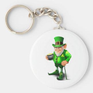 Leprechaun Key Chain