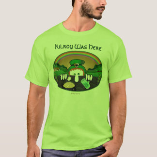 Leprechaun Kilroy T-Shirt