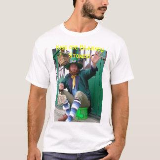 leprechaun, Kiss me Blarney Stones! T-Shirt
