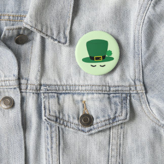 Leprechaun Lashes Pin