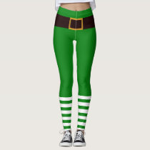 Leprechaun Leggings