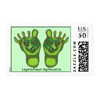 Leprechaun leprecorns postage