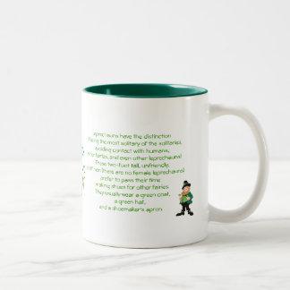 Leprechaun Luck-Verse Coffee Mug