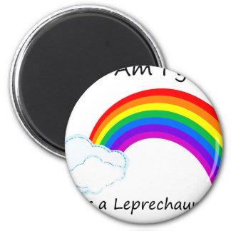 leprechaun magnet