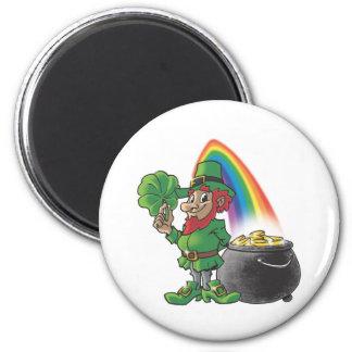 Leprechaun Fridge Magnets