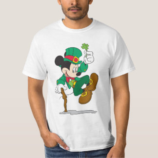 Leprechaun Mickey Mouse | St. Patrick's Day T-Shirt