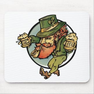 Leprechaun Mouse Pad