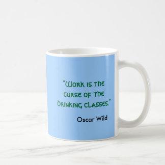 Leprechaun Classic White Coffee Mug