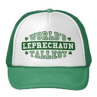 Leprechaun [mundo más alto] gorra
