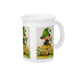 Leprechaun Beverage Pitcher