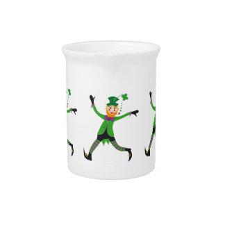 Leprechaun Drink Pitchers