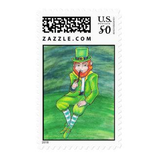 Leprechaun Postage