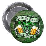 Leprechaun Skull 3: Erin Go Home Yer Drunk Pins