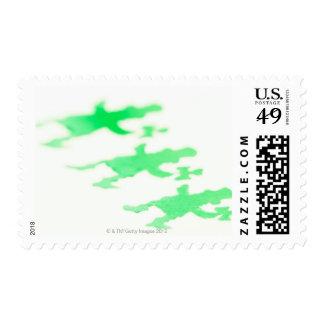 Leprechaun St. Patrick's Day Postage Stamp