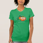Hand shaped Leprechaun t-shirt