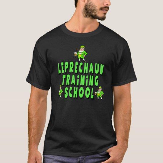Leprechaun Training School T-Shirt