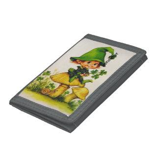Leprechaun Tri-fold Wallet