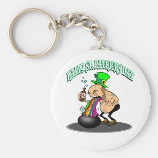 leprechaun vomit key chains