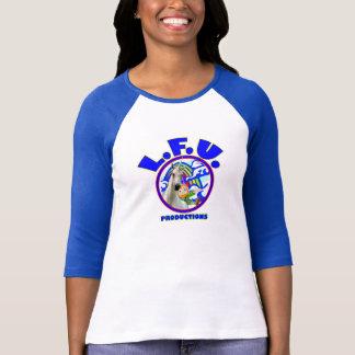 Leprechaun y unicornio camiseta
